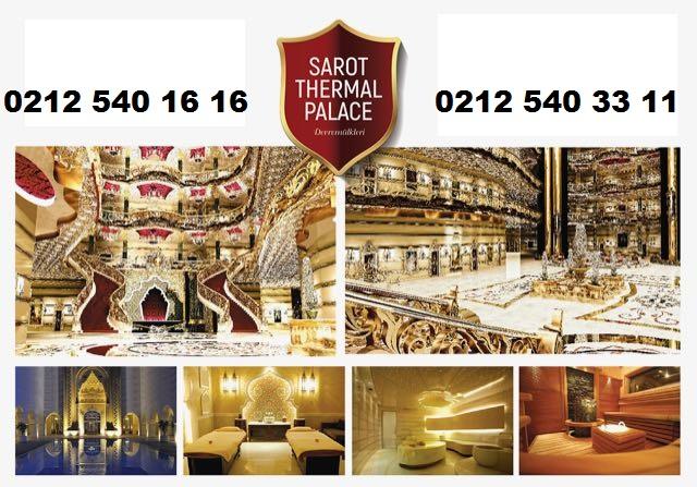 SAROT TERMAL DE 20-27 OCAK KİRALIK 05545876157