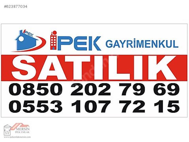 İPEK DEN BOZONDA ACİL SATILIK 9170M LİMON BAHÇESİ
