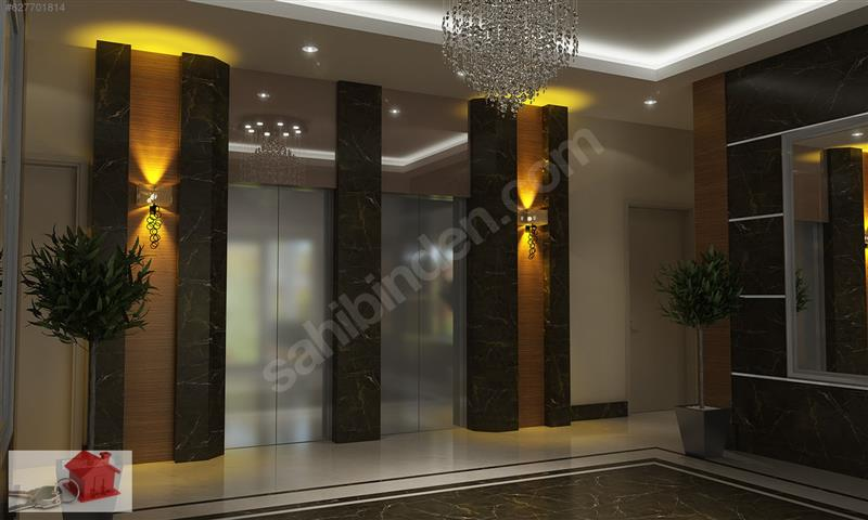 GATE OF ANATOLİA'DA RESİDANCE 2+1 127 M2 مجمع (غيت اوف اناضوليا)