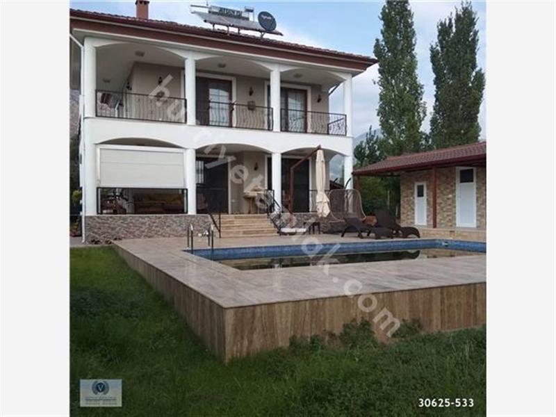 Köyceğiz Toparlar Satılık Yüzme Havuzlu Dubleks Villa