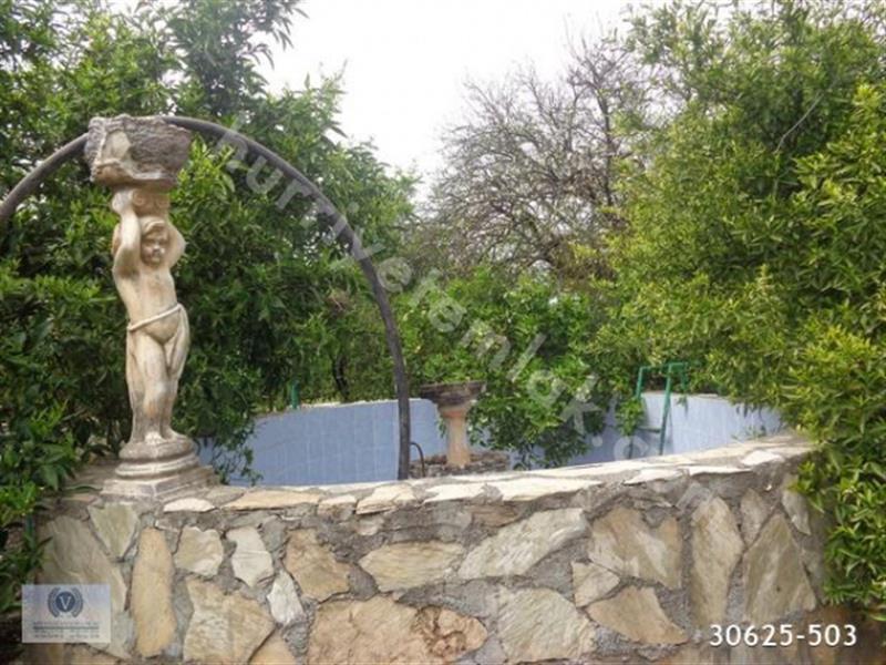 Köyceğiz Toparlar Satılık Dubleks Villa.