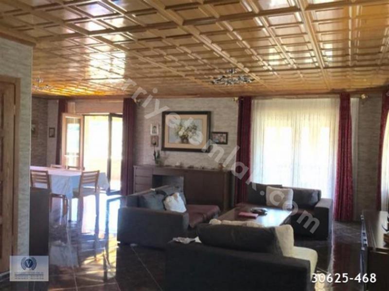 Datça Satılık Ful Eşyalı ve Deniz Manzaralı Lüks Villa