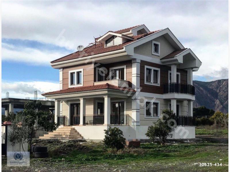 Köyceğiz Gelişim de Satılık Müstakil Sıfır Tribleks Villa