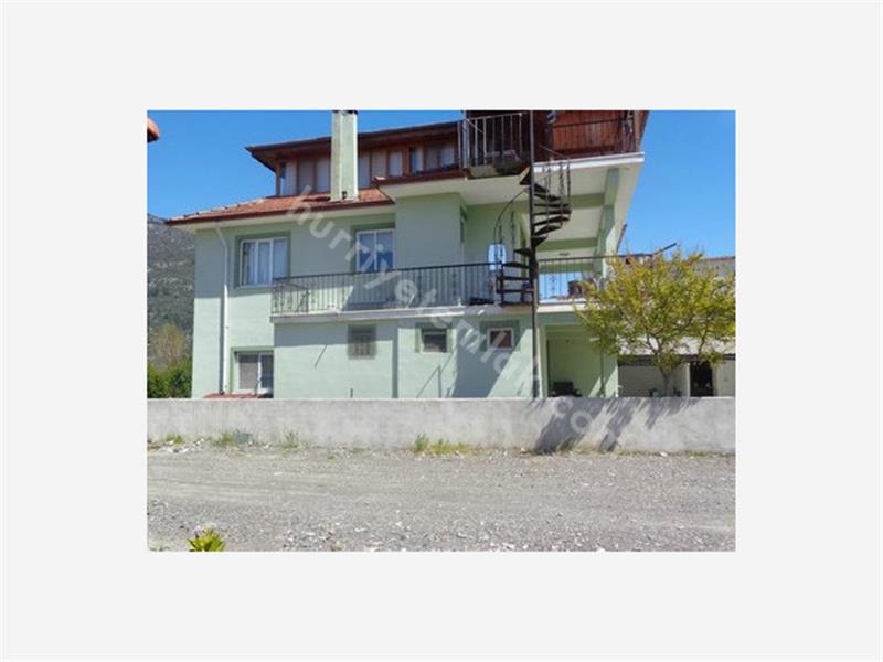 Köyceğiz Yangı Satılık 3 Daireli Bina