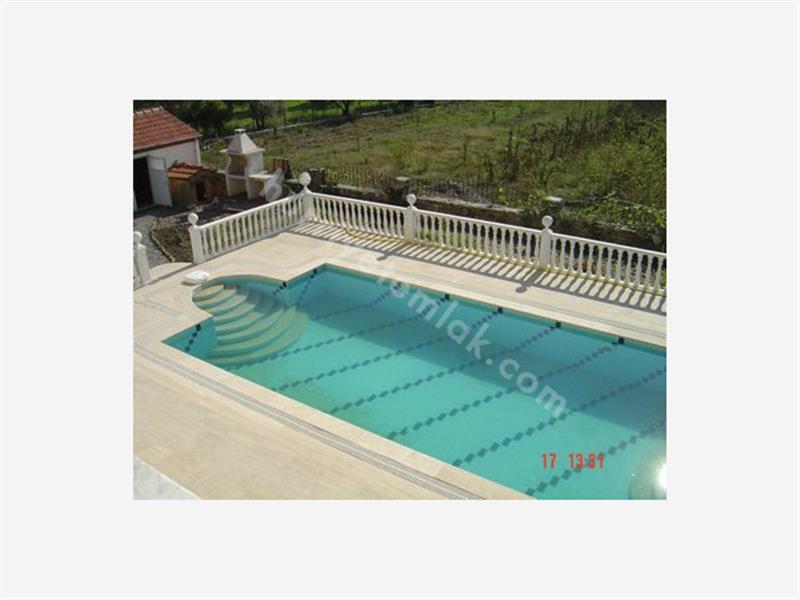 Köyceğiz Toparlar da Kiralık Yüzme Havuzlu Villa