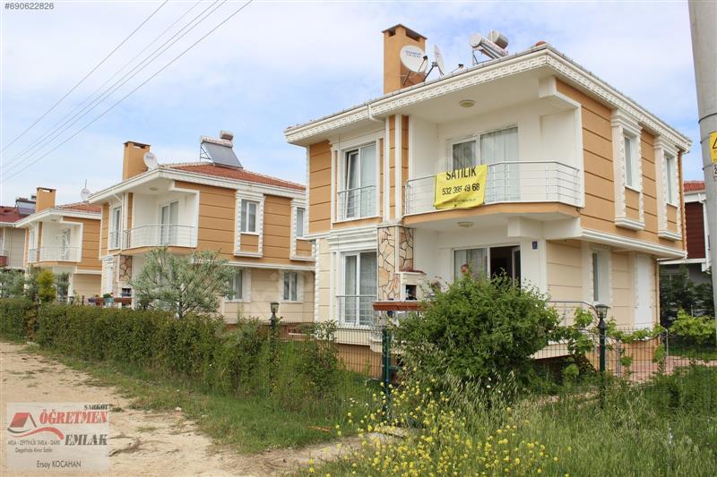 Şarköy Öğretmen Emlak,tan Müstakil Bahçeli 3+1 Dublex