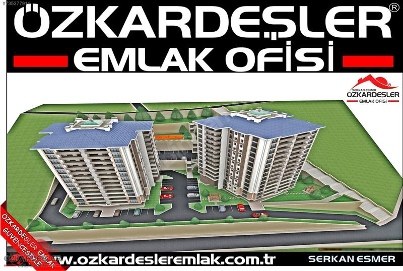 ETLİK MAH ÇİFT BLOKLU SİTE İÇİ 7/24 GÜVENLİKLİ 4+1 MANZARALI !..