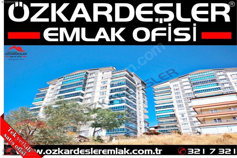 2-BLOKLU SİTE İÇİ 5+2 ANKARANIN 4/3 HAKİM MANZARASI İLE KAÇMAZ..