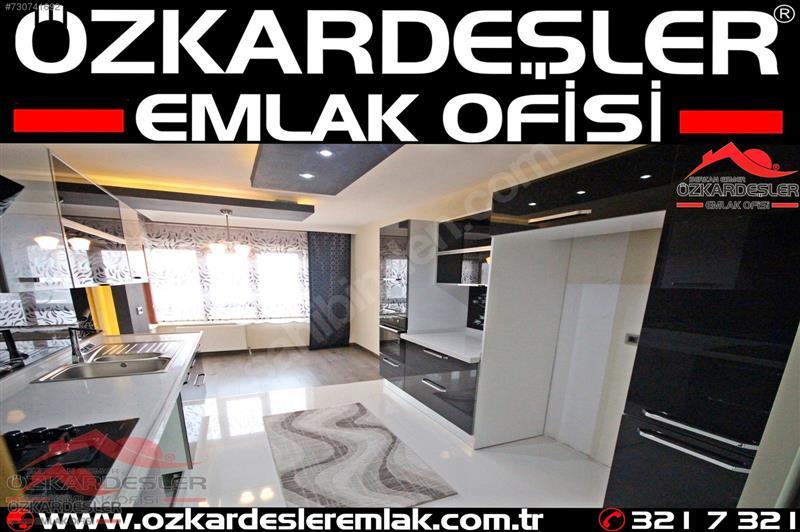 ÖZ KARDEŞLER EMLAK OFİSİNDEN MEVKİSİNİN YÜKSELEN YILDIZI 4+1..
