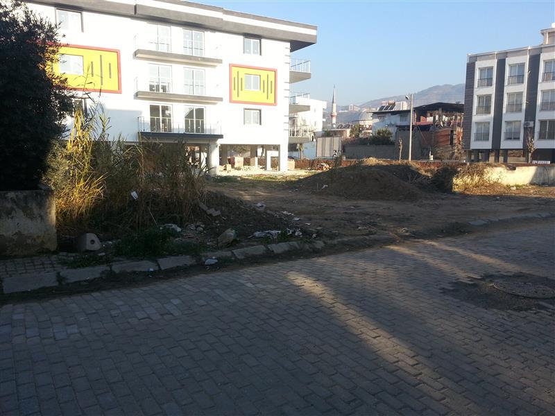 Aydın Merkez Ata Mahallesinde Satılık 3 Kat İmarlı 121 M2 Arsa