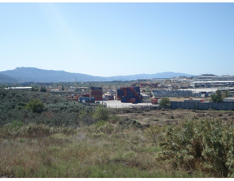 İRKA' DAN DEPO-ANTREPO RUHSATLI 6.560M² ARSA