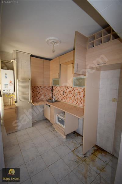 TEZAL;dan Seval Cad. Yakını 2+1 / 110 m2 Amerikan Mutfak Y.Giriş
