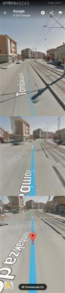 ÇAMLICA TOMBAKZADE CADESİ CEPHELİ 90 +90=180 metre BODRUMLU