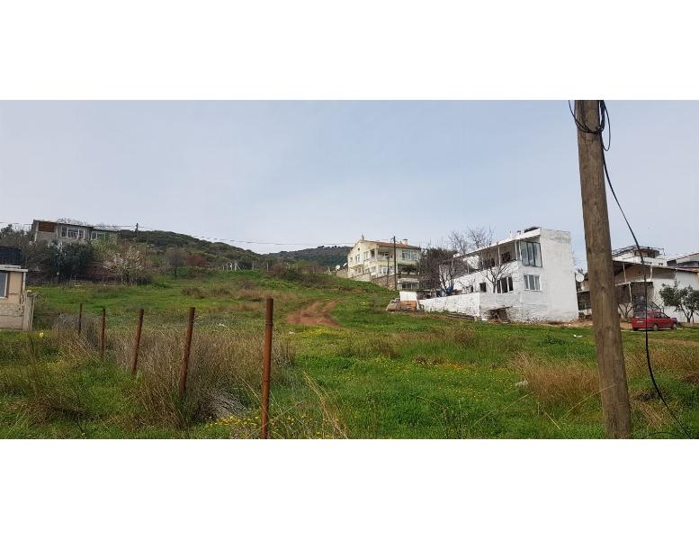 Erdek Hamamlı da Satılık 209 m2 Deniz Manzaralı Arsa
