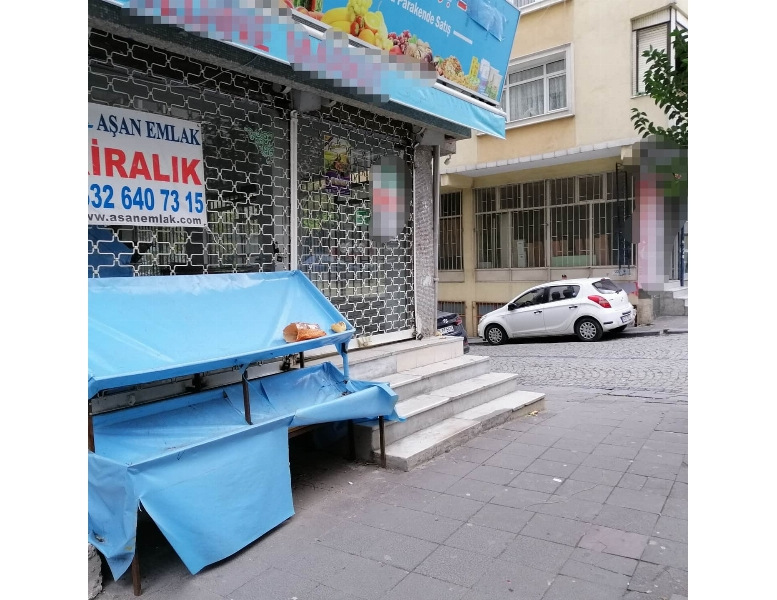 zeytinburnu nurapaşa kuyu durağında kiralık deprem sonrası daire