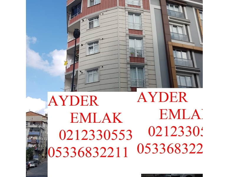 İstanbul Bahçelievler zafer mah de satılık 145 m² 3+1 -dubleks kat daire