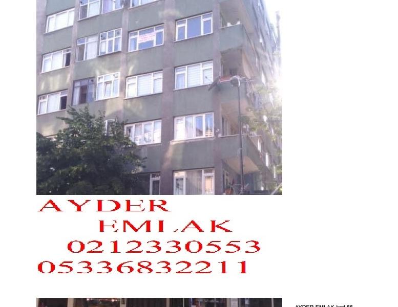 İstanbul Bahçelievler siyavuşpaşa mah de satılık 100 m² -2+1 –4. kat daire