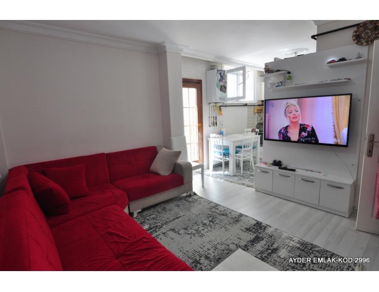 Bahçelievler Kocasinan mah de satılık 85 m² 2+1 -bahçe kat daire