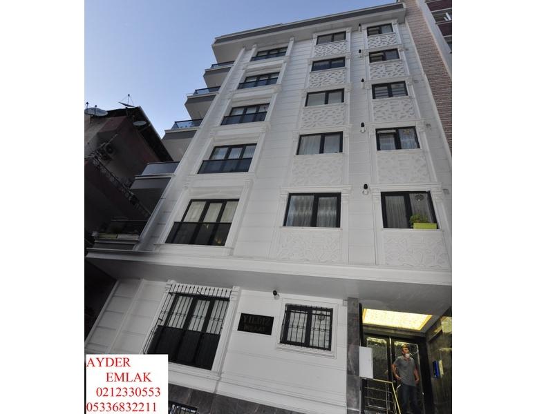 kocasinan mah de satılık 97 m² 2+1 –sıfır 1. kat daire