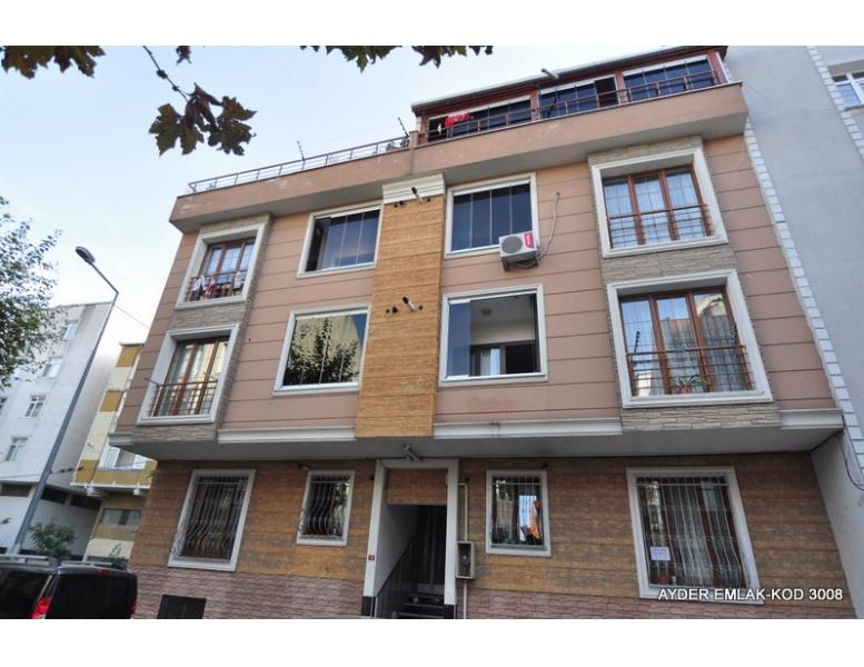 Kocasinan mah de satılık 88 m² 2+1 –yüksek giriş kat daire