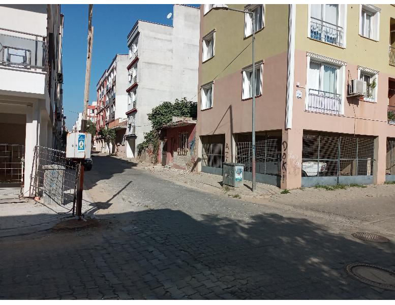 Aydın Merkez Orta Mahallede 4 Kat İmarlı Toplamı 262 M2 Olan Yanyana 2 Arsa Satılıktır
