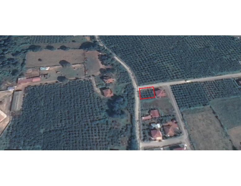 Sakarya Hendek Çağlayanda Satılık 383 m2 Villa İmarlı Arsa