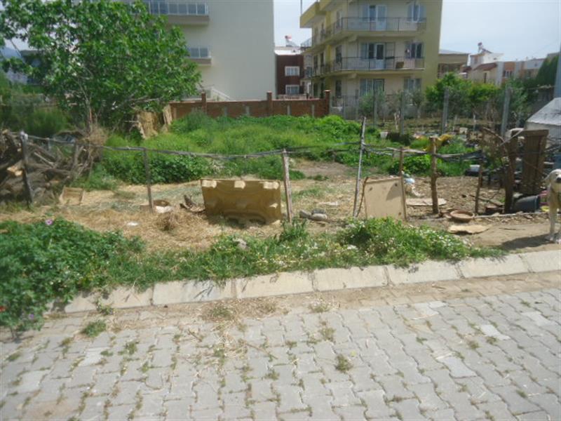 Aydın Merkz Tepecik Mahallesinde Satılık 3 Kat İmarlı 256 M2 Arsa